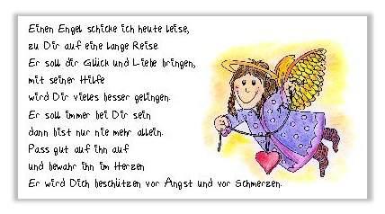 Engel kennenlernen