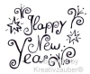 "Stempel ""Happy new Year"""