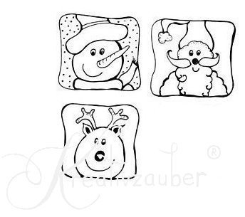 Stempel Winter Trio