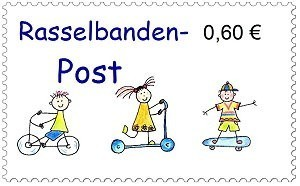 Briefmarken Kinderpost