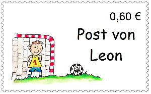 Briefmarken Fussball